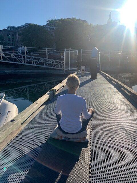 Sailing Esperanza Yoga